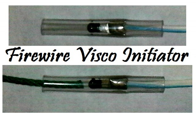 MJG Technologies - Firewire Visco Initiators